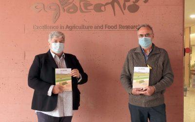 Agrotecnio lanza la segunda edición del libro 'La alfalfa: Agronomía y  utilización'