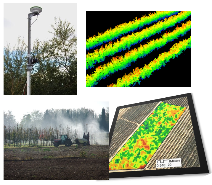 The members of the GRAP group participated in the 2nd Precision Agriculture Meeting